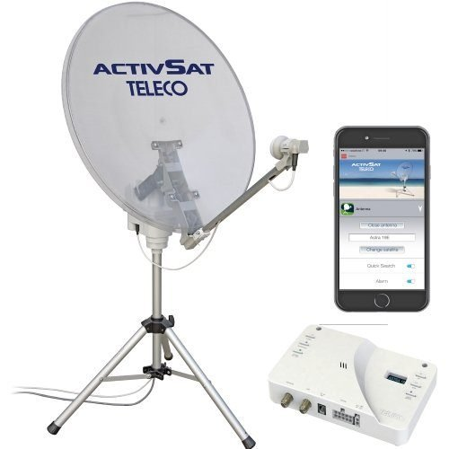 ActivSat Automatische satellietantenne