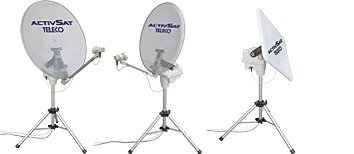 modellen, teleco, activsat