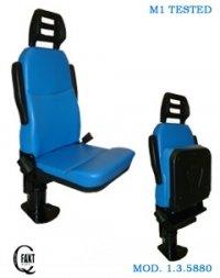 F.A.S.P. Ambulance-stoel ambulance stoel serie 1 3
