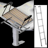 Tafels, Bedden en Ladders