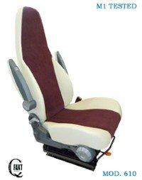 camper / caravan stoel serie 610