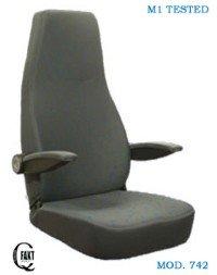 Fasp camper stoel model 742