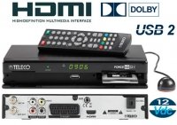 FORCE HD receiver TELECO