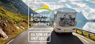 Utrecht Kampeer en Caravan Jaarbeurs 2017
