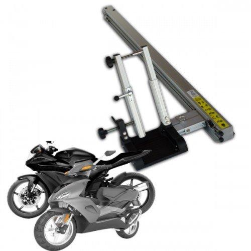 handmatige-scooter-motor-laadbaan-camper