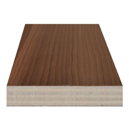 populierenhout panelen met Ilomba laag