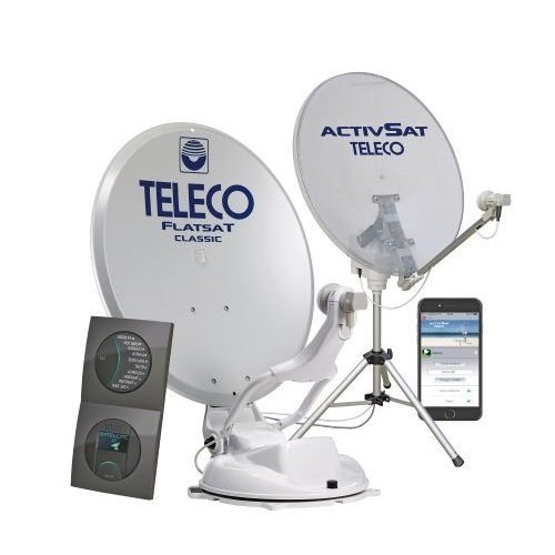 Antennes en Televisie - Watersport