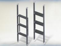 Stla 1 Slim Ladder Vouwbaar Aluminium