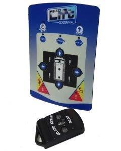 TESA autolift levelsysteem retrofit