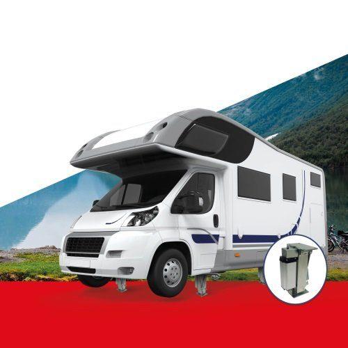 Levelsystemen - Camper & Caravan