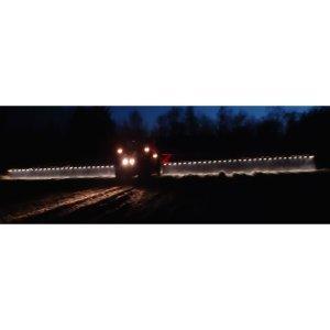 tractech trekker sproeier verlichting led tractor straal